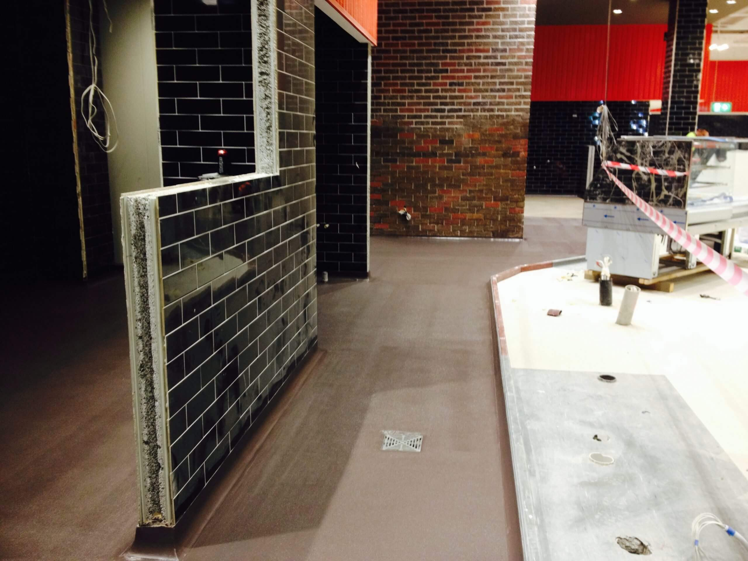 Flooring Solutions And Brick Wall - Flooring Options - Remedial Building Services