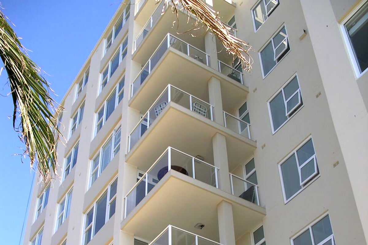 122 Bower Street, Manly - Structural Rrpairs - Remedial Building Services
