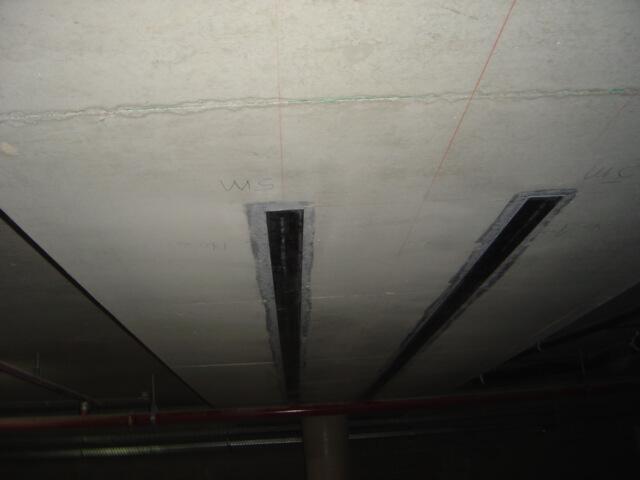 Carbon Fibre Strips - Building Maintenance - Remedial Building Services