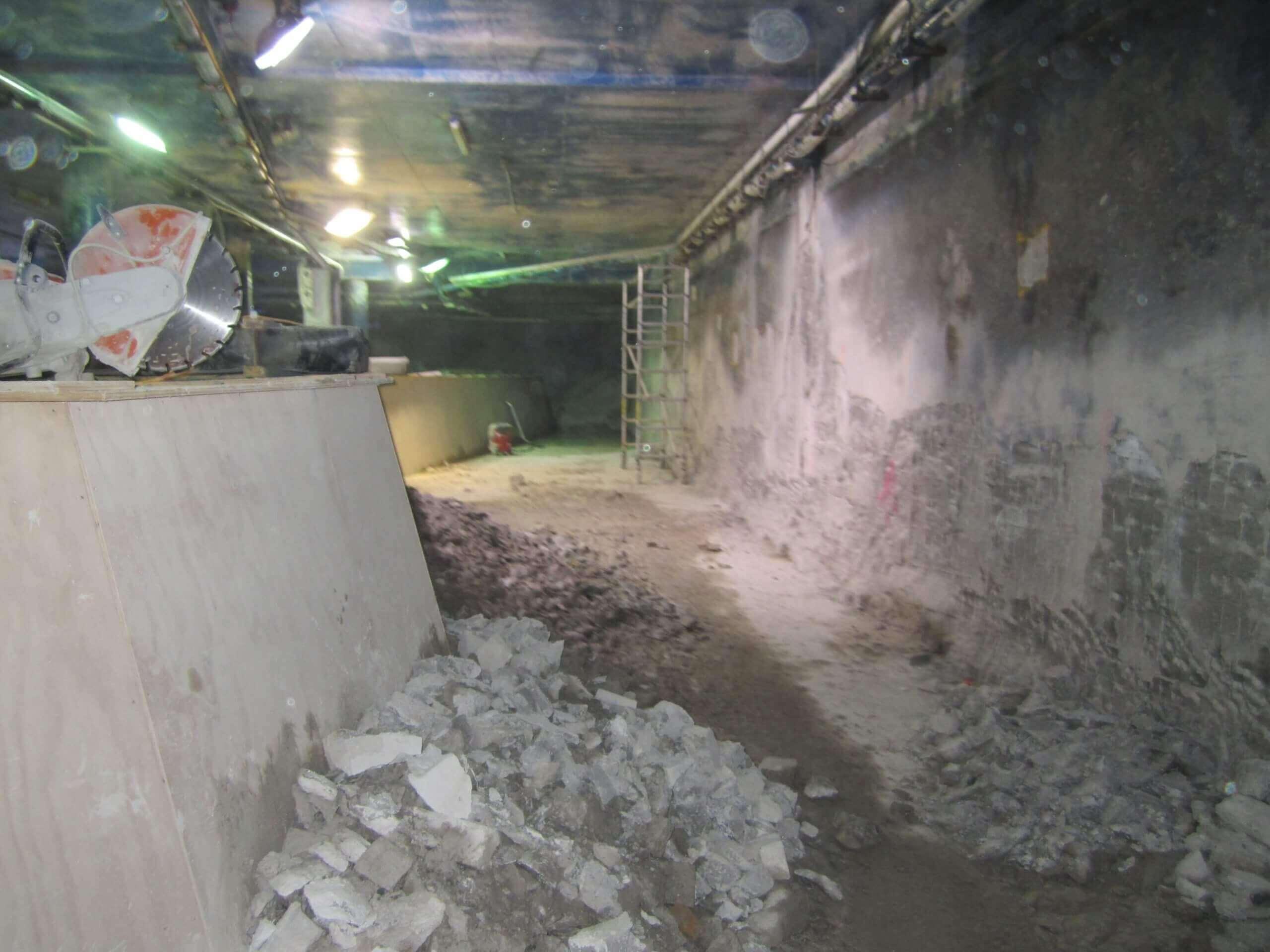 Concrete Repair Work - Structural Repair - Remedial Building Services