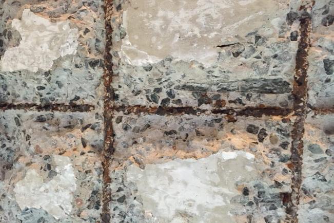 Rust Reinforcement - Concrete Cancer - Remedial Building Services