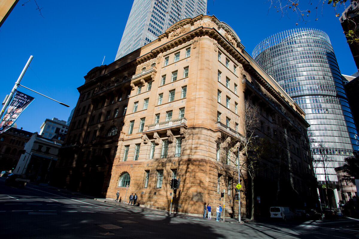 The Department of Education Building, Sydney - Waterproofing - Remedial Building Services