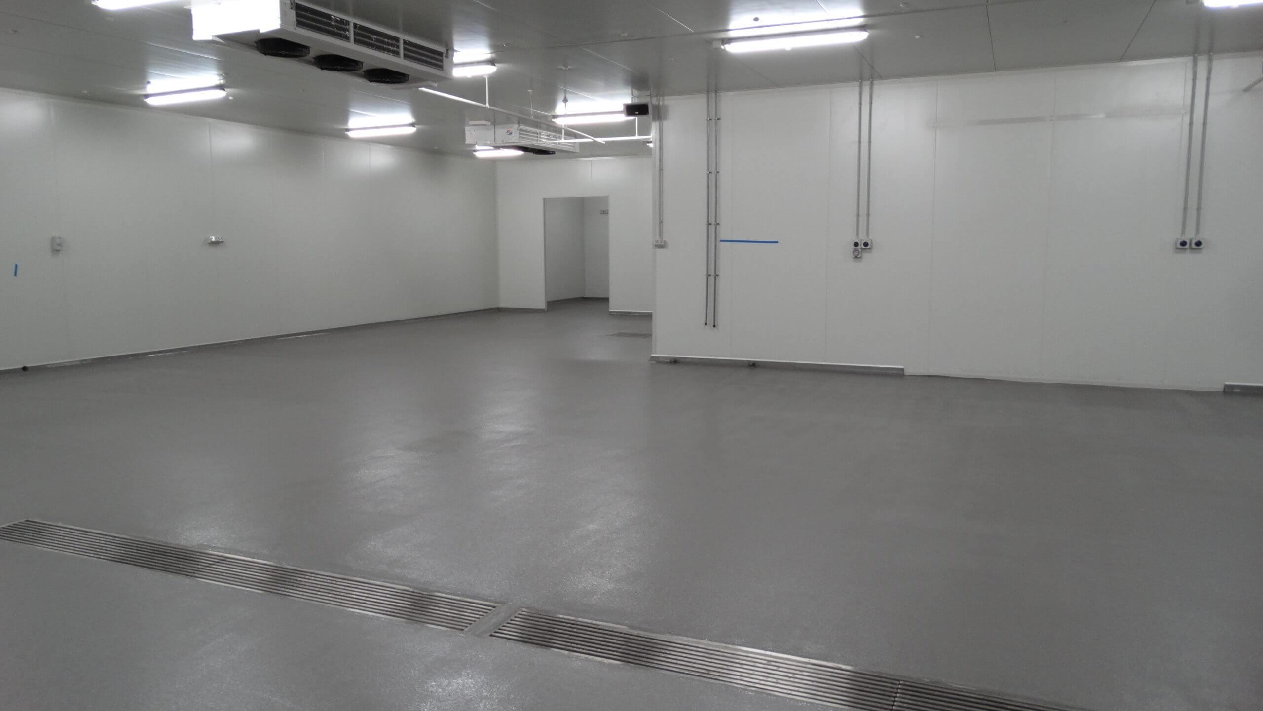 Epoxy Flooring - Building Maintenance - Remedial Building Services