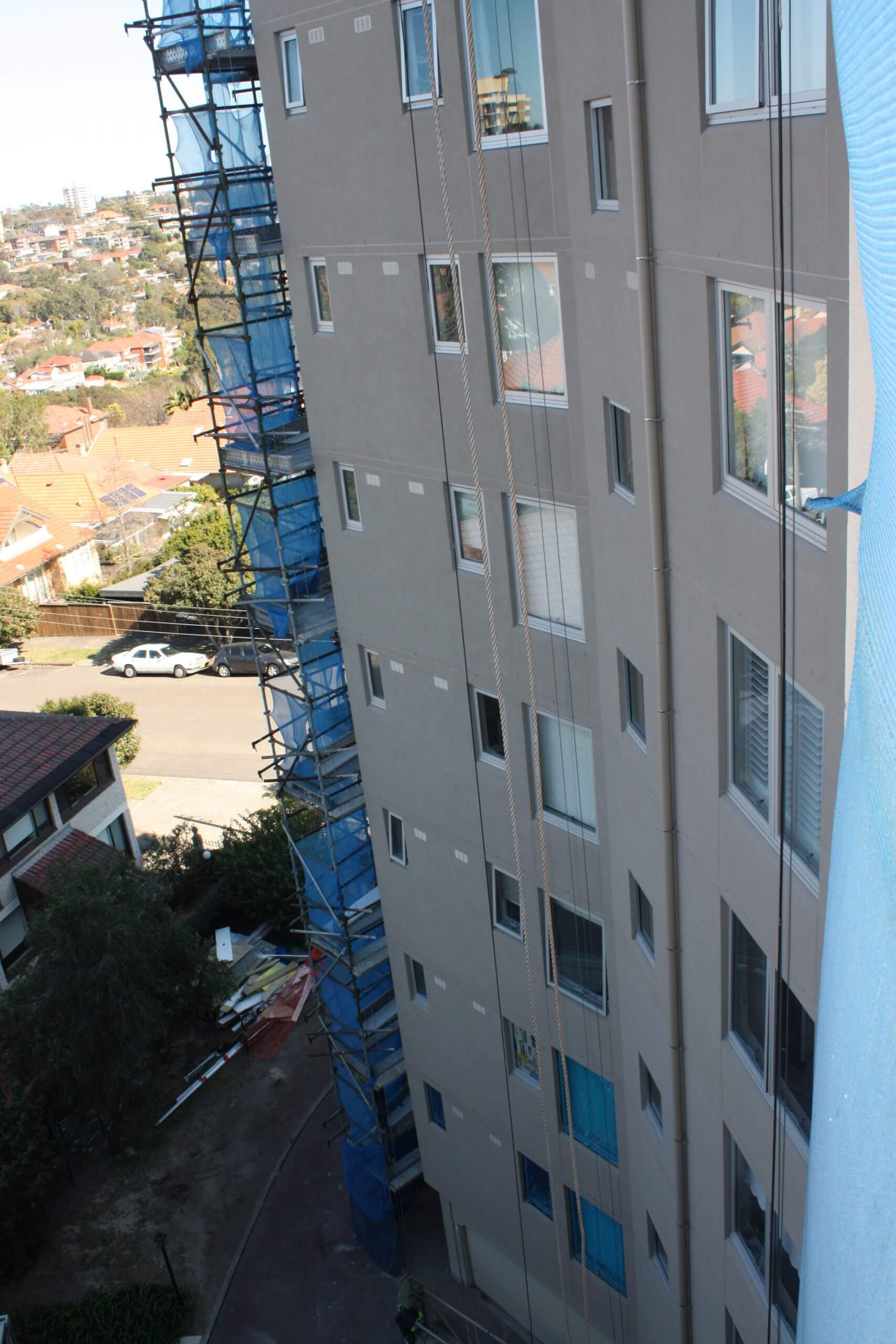 Repair Work On The Building - Façade Upgrades - Remedial Building Services
