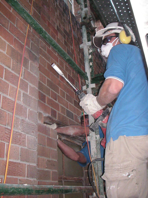 Façade Repair - Structural Building Repair - Remedial Building Services