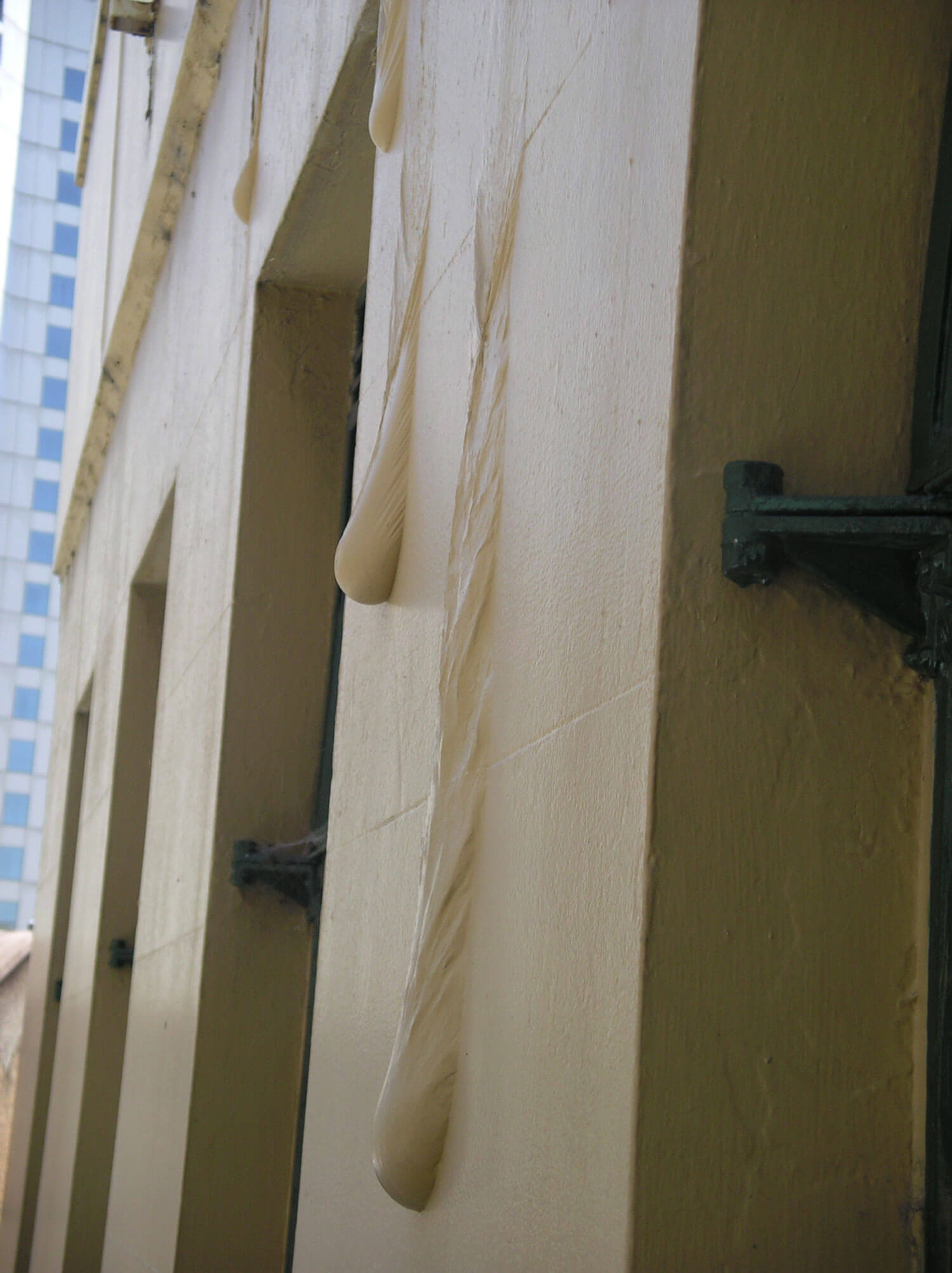 Water Ingress Caused By Failed Waterproofing - Building Water Leaks - Remedial Building Services