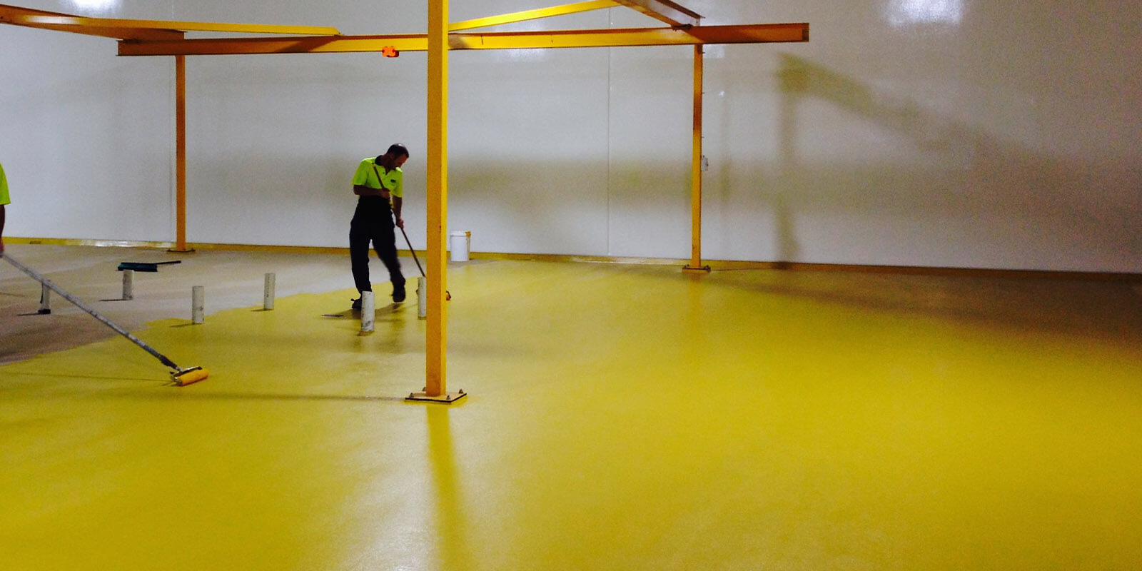 Flooring Solutions -Industrial Flooring - Remedial Building Services