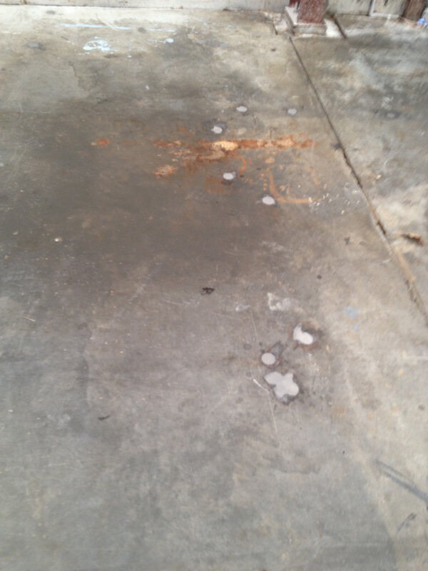Signs of a floor needing repair - Flooring Solutions - Remedial Building Services