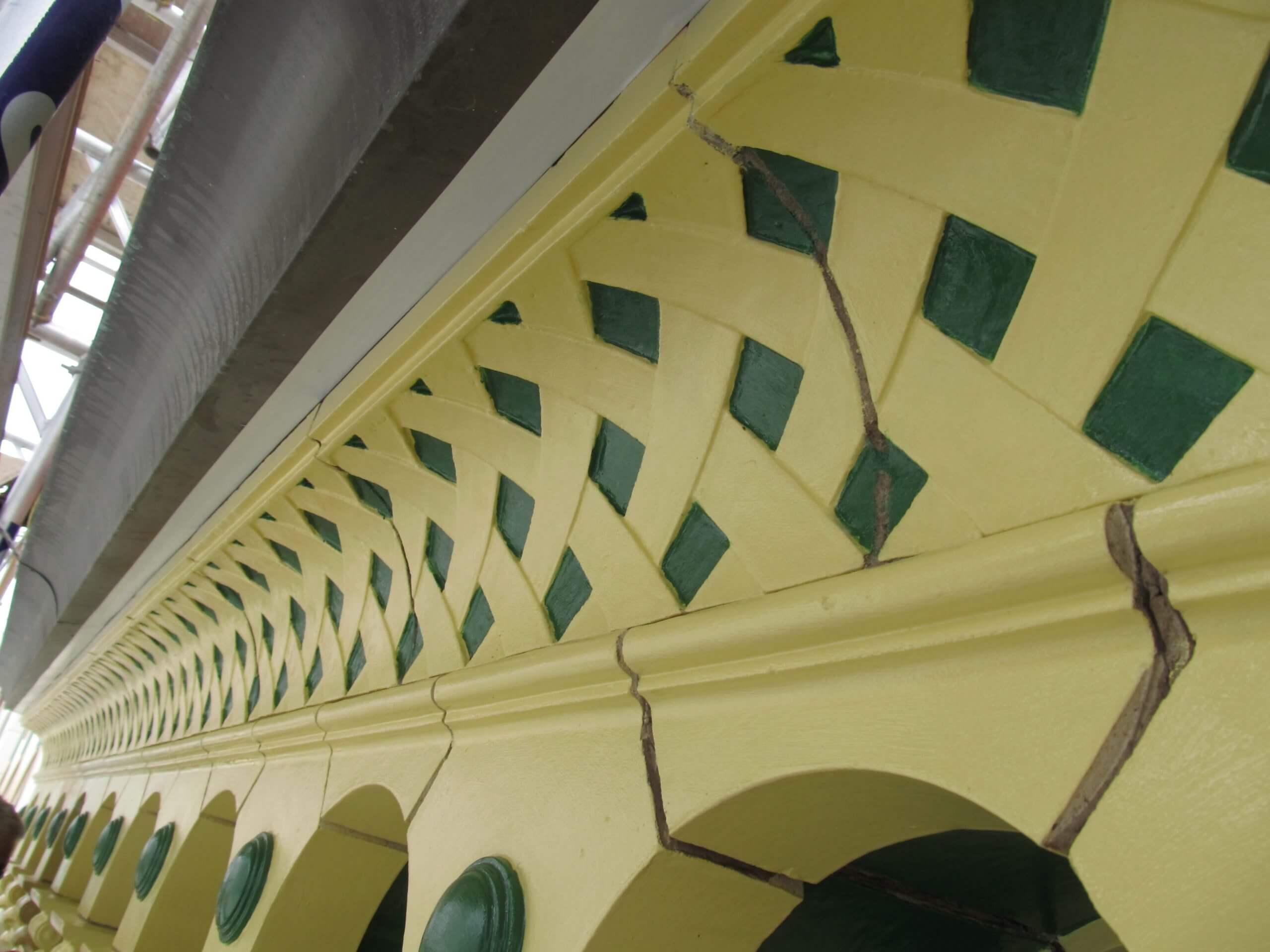 Heritage Work Façade Upgrade - Building Maintenance - Remedial Building Services