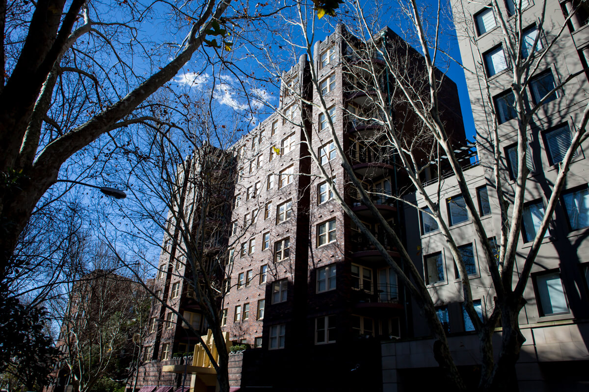 Macleay Street Apartments, Potts Point - Structural Repair - Remedial Building Services