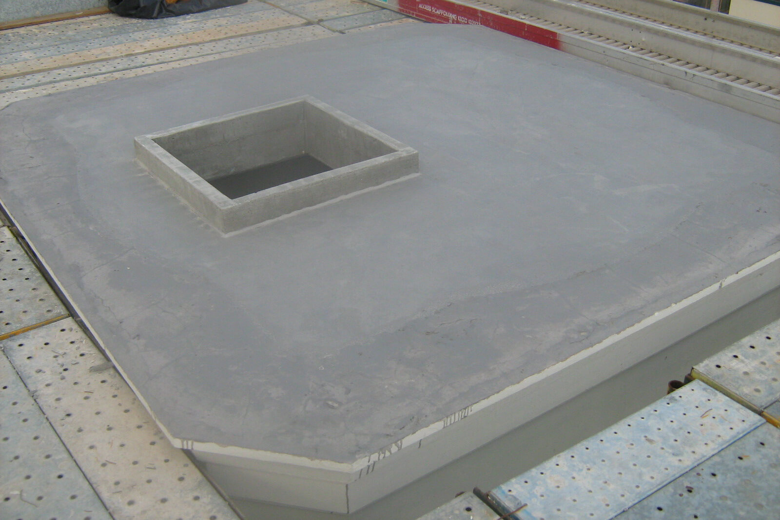 New Slab For Dome Of St Lukes Church Buranda - Flooring Solutions - Remedial Building Services