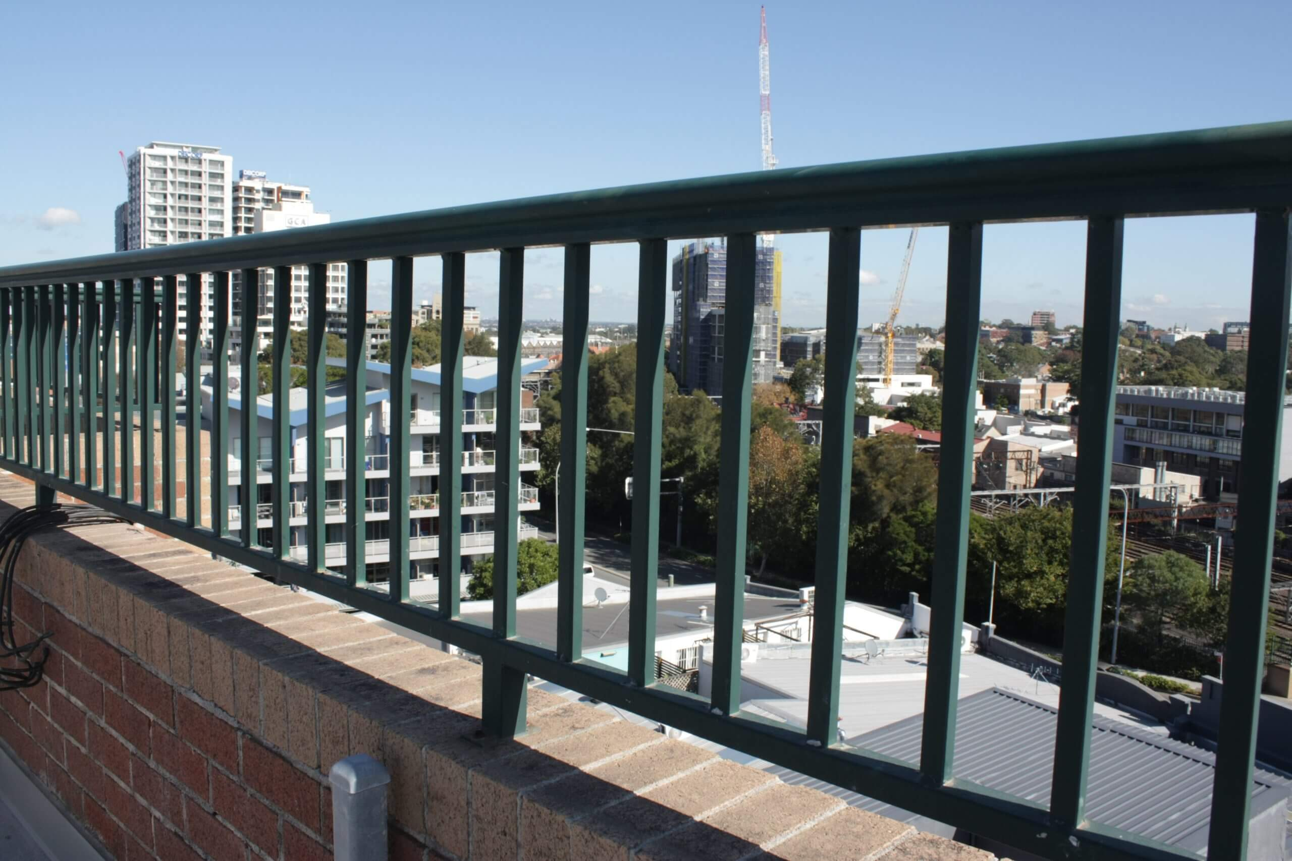 Old Balustrade Replacement - Building Façade - Remedial Building Services