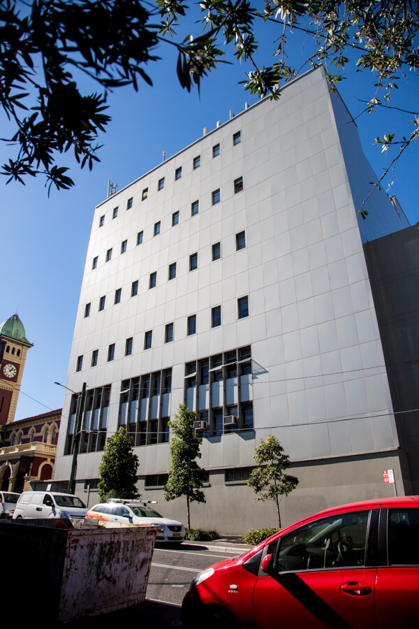 Redfern Telephone Exchange -Building Maintenance - Remedial Building Services