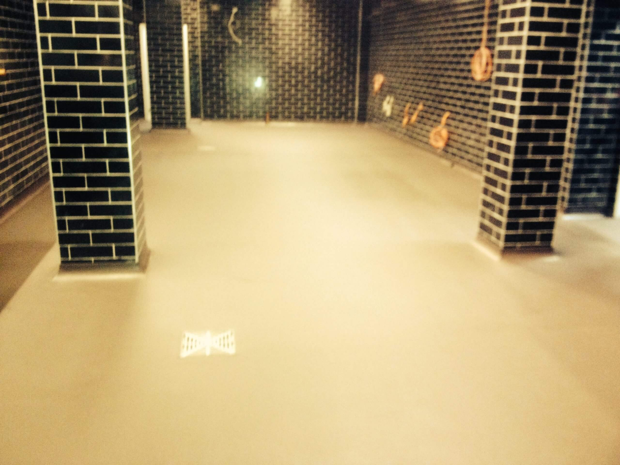 Commercial Flooring At Supermarket Display Area - Flooring Options - Remedial Building Services