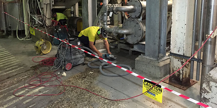 Repairs under Plant and Equipment - Structural Repair - Remedial Building Services