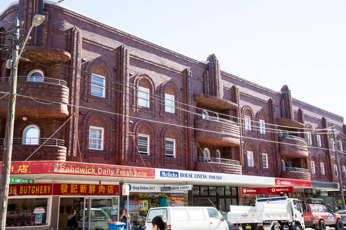 New Windows And Painting Work At Waratah Street - Façade Repair - Remedial Building Services
