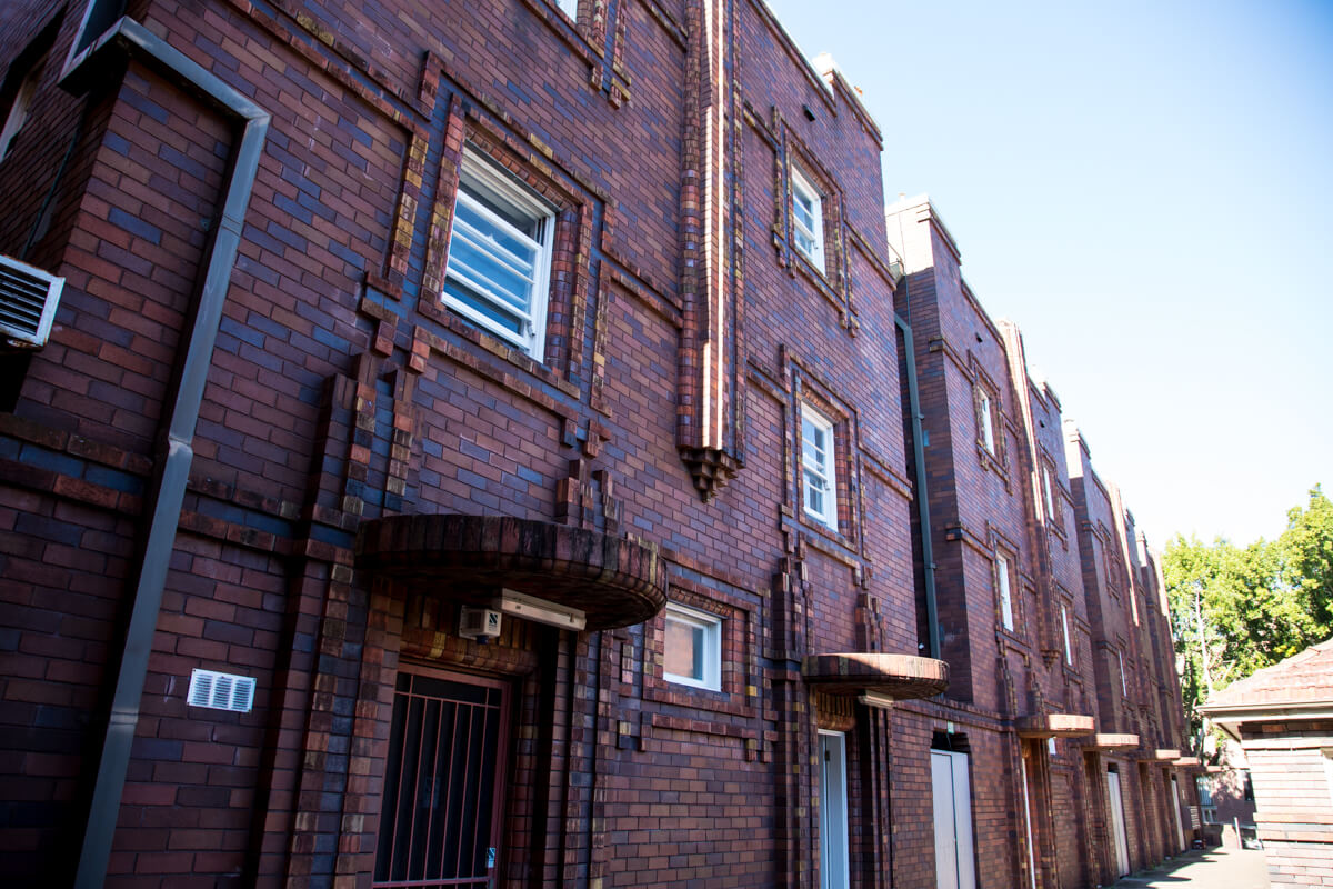 Window Works At Waratah Street - Building Repair And Maintenance - Remedial Building Services