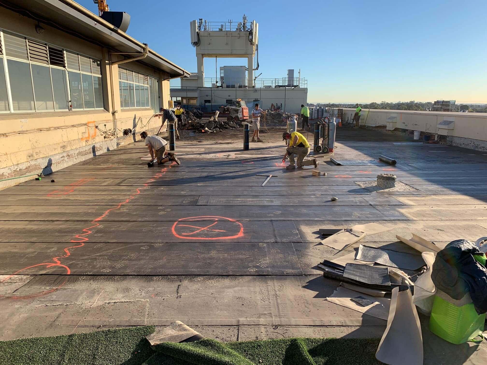 Understanding Waterproofing And Membranes - Waterproofing Specialist - Remedial Building Services