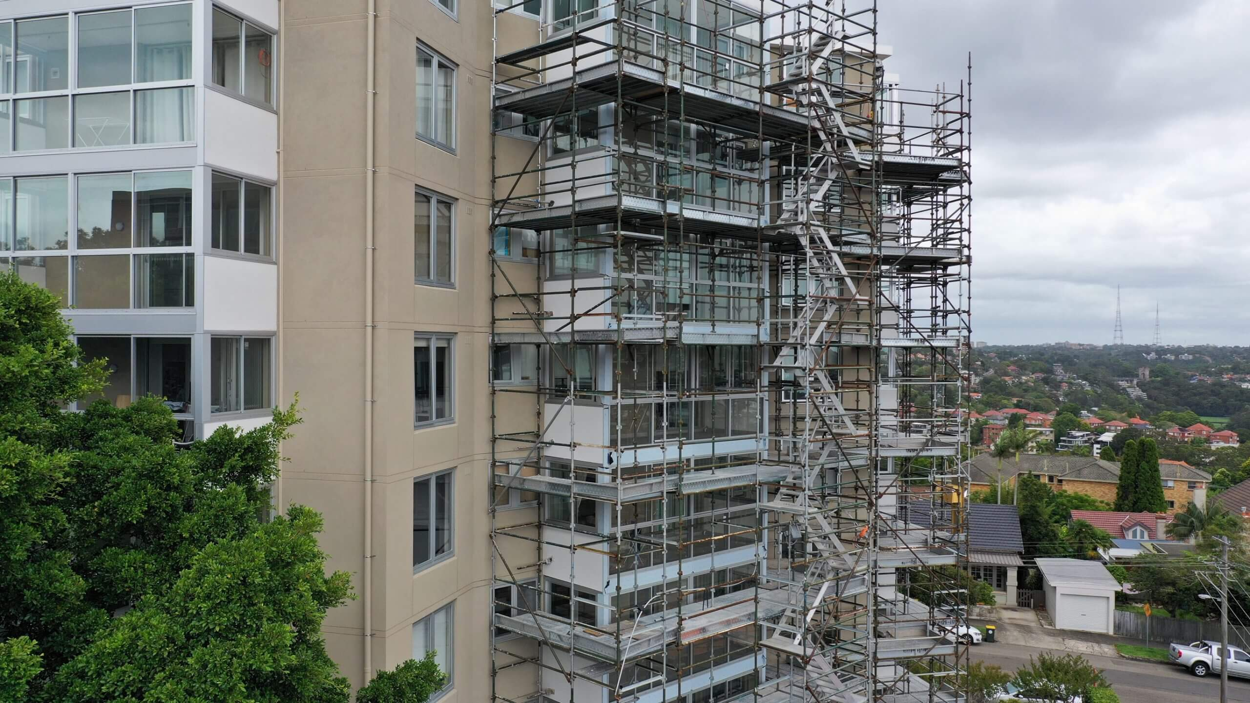 Window Replacement - Façade Upgrade - Remedial Building Services