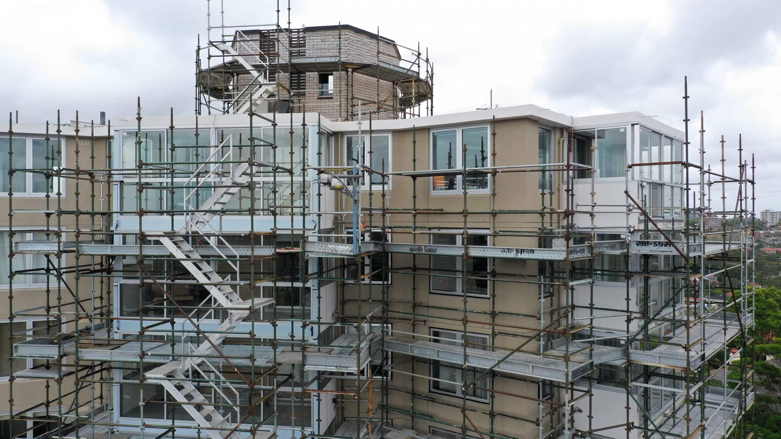 Windows Replacement Works - Structural Building Solutions - Remedial Building Services