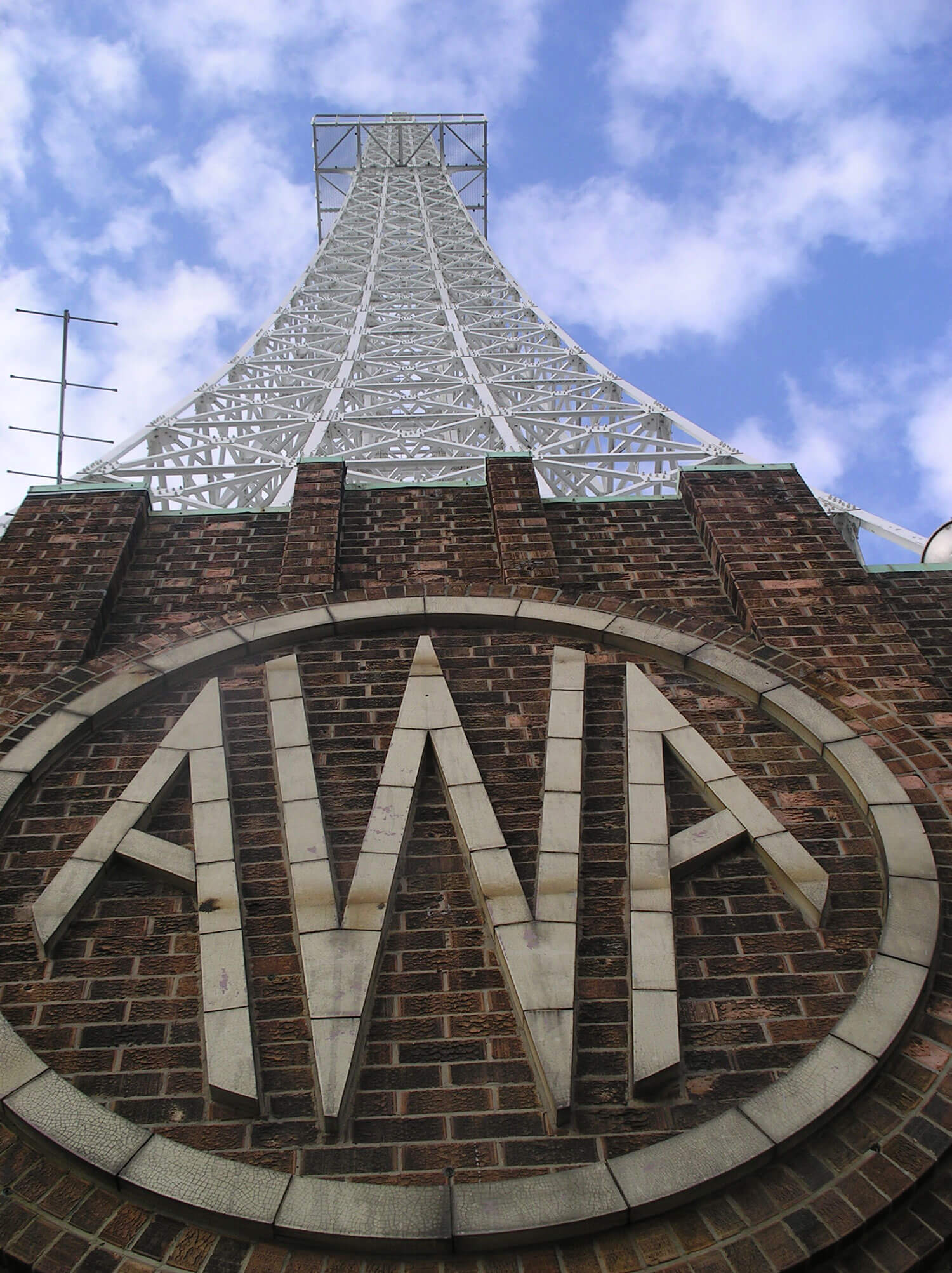 AWA Tower Sydney Close up - Building Facade - Remedial Building Services