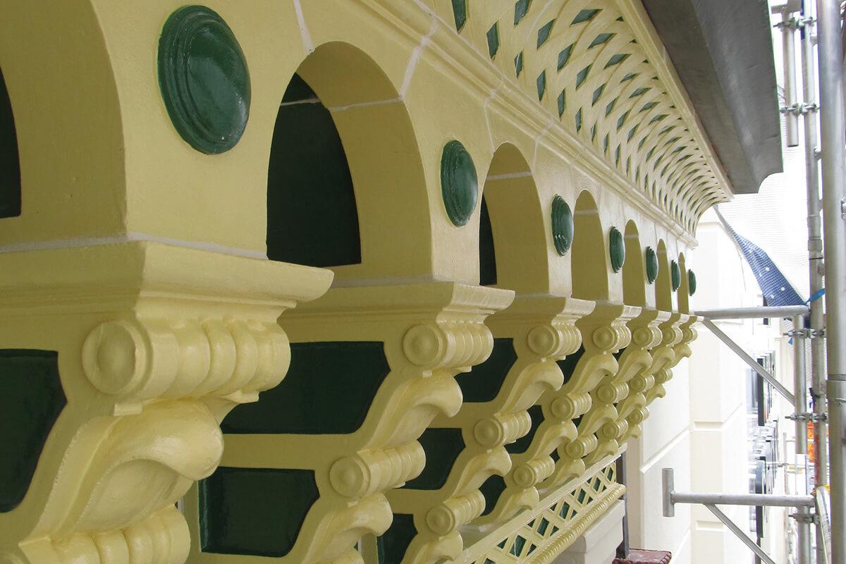 Myer Centre, Brisbane - Façade Upgrades - Remedial Building Services