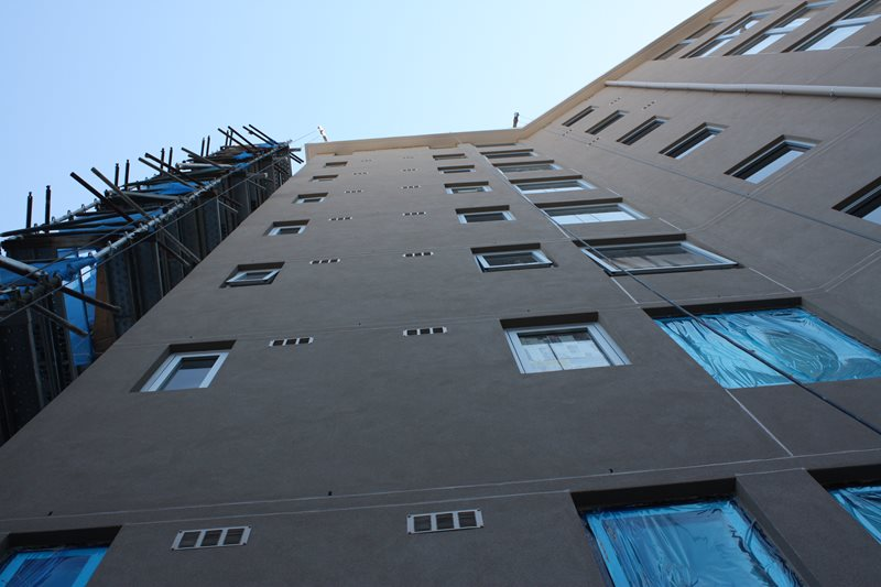 Façade Upgrades Works - Structural Building Repairs - Remedial Building Services