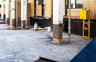 Planter Box Replacement - Building Repairs And Maintenance - Remedial Building Services