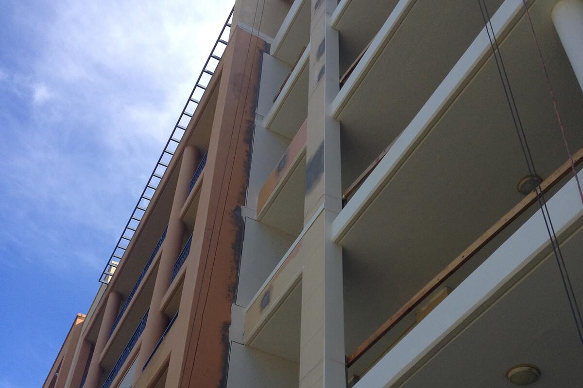 Wondakiah Apartments, Waverton -Structural Repair - Remedial Building Services