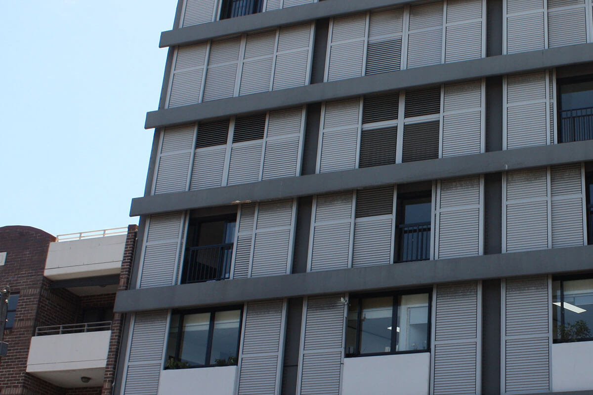 Building Windows - Façade Upgrade - Remedial Building Services