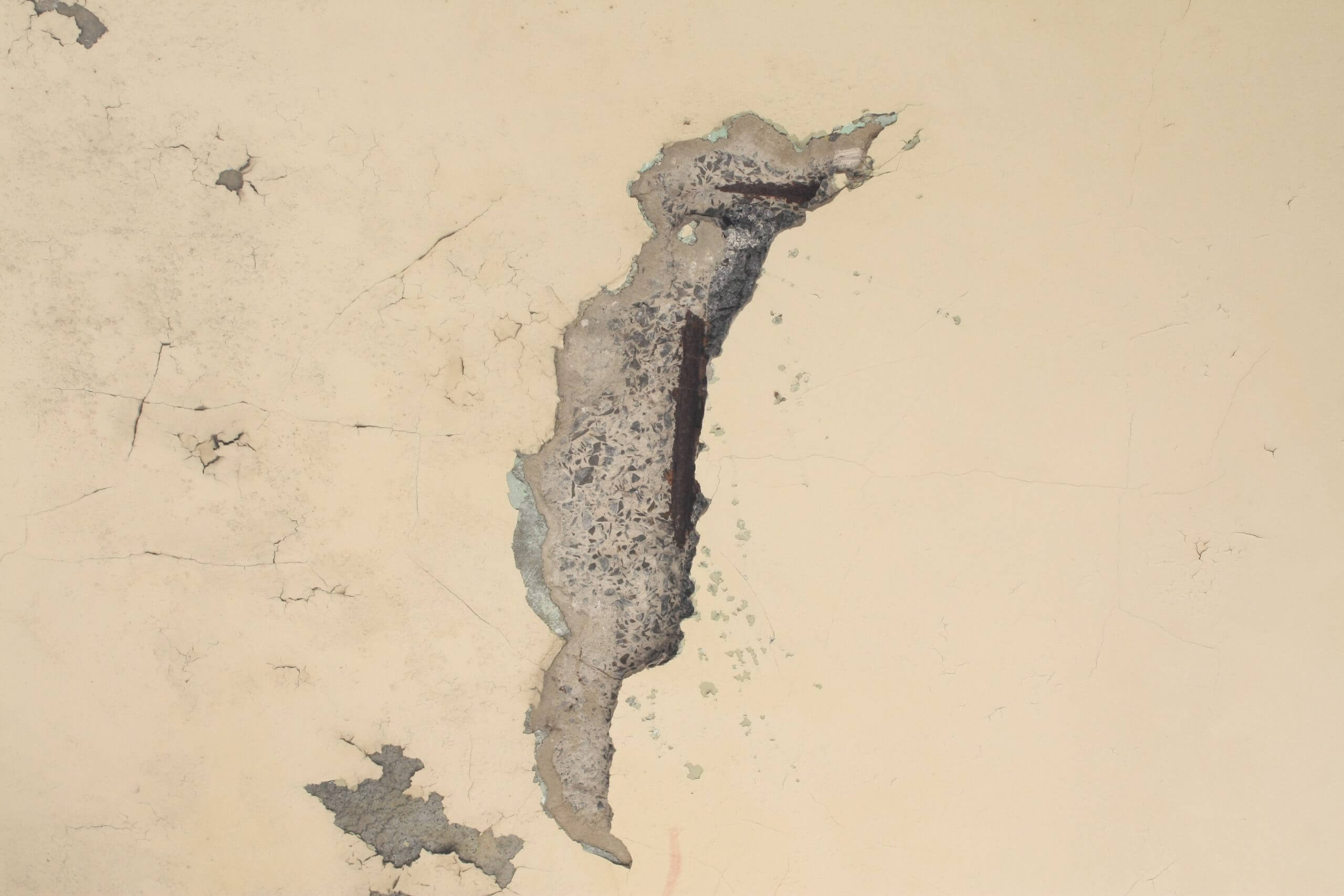 Concrete Spalling - Structural Repair - Remedial Building Services
