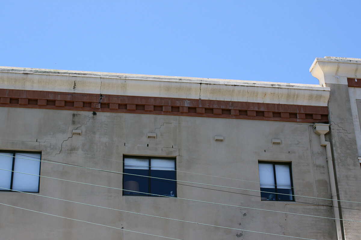 Structural Damage - Structural Problems In Building - Remedial Building Services